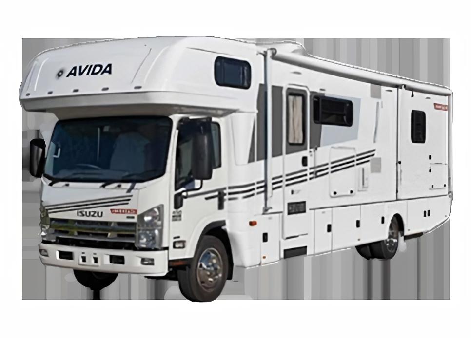 ISUZU Truck / Campervan