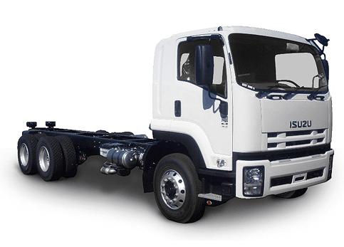 Hino Vehicle